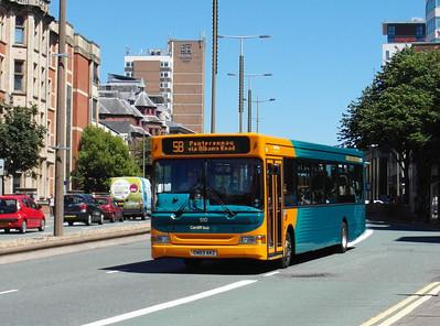 510 - CN53AKZ - Cardiff (Newport Road) - 23.7.12