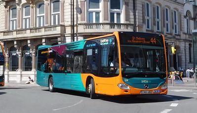 124 - CN65ABU - Cardiff (St. Mary Street)
