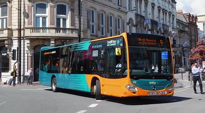 122 - CN65ABK - Cardiff (St. Mary Street)