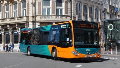 129 - CN65ACJ - Cardiff (St. Mary Street)