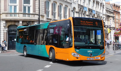 130 - CN65ACO - Cardiff (St. Mary Street)