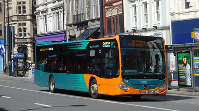 126 - CN65ABX - Cardiff (St. Mary Street)