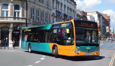 128 - CN65ACF - Cardiff (St. Mary Street)