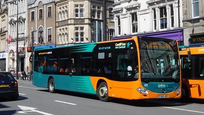 125 - CN65ABV - Cardiff (St. Mary Street)