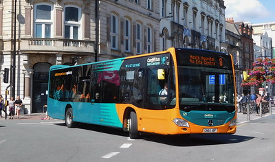 121 - CN65ABF - Cardiff (St. Mary Street)