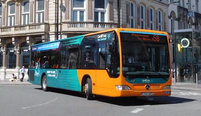 111 - CE63NZS - Cardiff (St. Mary Street)