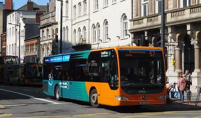 111 - CE63NZS - Cardiff (Wood Street)