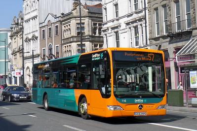 116 - CE63NYO - Cardiff (St. Mary St)