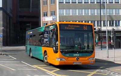 114 - CE63NYM - Cardiff (Wood St)