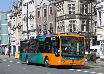 113 - CE63NYL - Cardiff (St. Mary St)