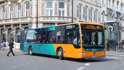 114 - CE63NYM - Cardiff (St. Mary Street)