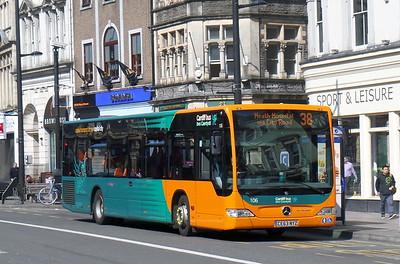 106 - CE63NYZ - Cardiff (St. Mary St)