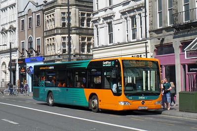 112 - CE63NZT - Cardiff (St. Mary St)