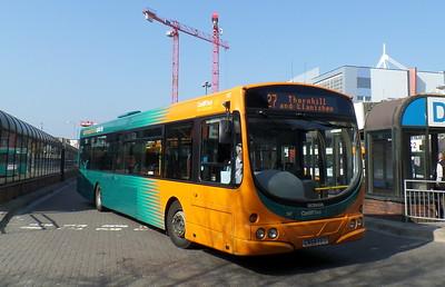 767 - CN58FFT - Cardiff (bus station)