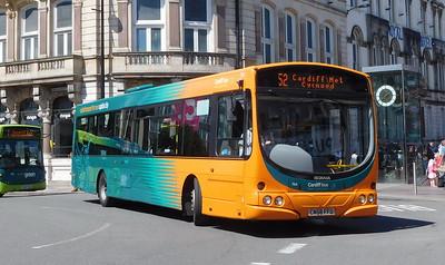 766 - CN58FFU - Cardiff (St. Mary Street)