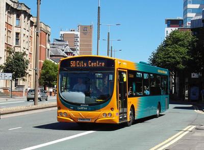 764 - CN58FFW - Cardiff (Newport Road) - 23.7.12