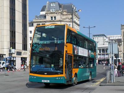 467 - CN57BKL - Cardiff (Wood St)