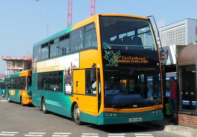 469 - CN57BKU - Cardiff (bus station)