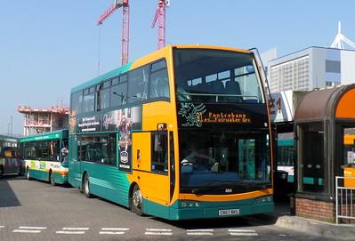 464 - CN57BKG - Cardiff (bus station)
