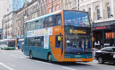 463 - CN57BKF - Cardiff (St. Mary Street)