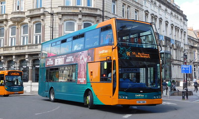 466 - CN57BKK - Cardiff (St. Mary Street)