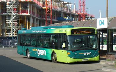 723 - CN57BHW - Cardiff (bus station)