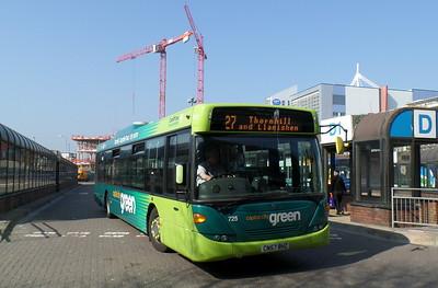 725 - CN57BHZ - Cardiff (bus station)