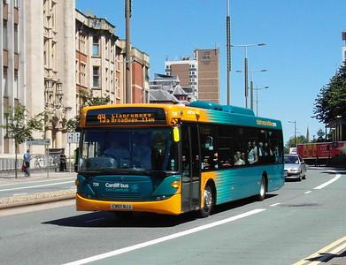 728 - CN57BJJ - Cardiff (Newport Road) - 23.7.12