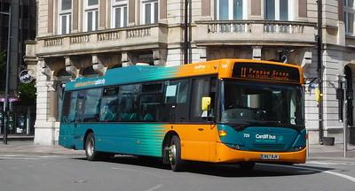 729 - CN57BJK - Cardiff (St. Mary's Street)