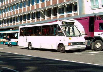 113 - M113KBO - Cardiff (Wood St) - 1.8.07