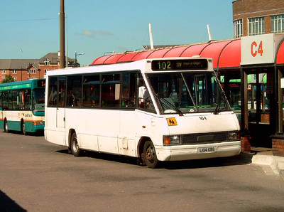 104 - L104GBO - Cardiff (bus station) - 1.8.07