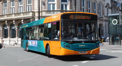 715 - CN04NRV - Cardiff (St. Mary Street)