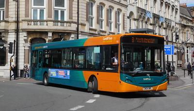 713 - CN04NRL - Cardiff (St. Mary Street)