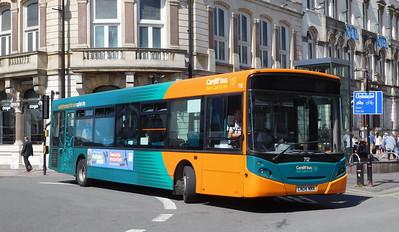 712 - CN04NRK - Cardiff (St. Mary Street)