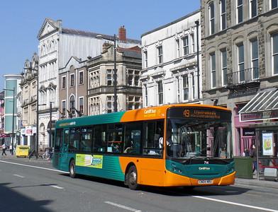 714 - CN04NRU - Cardiff (St. Mary St)