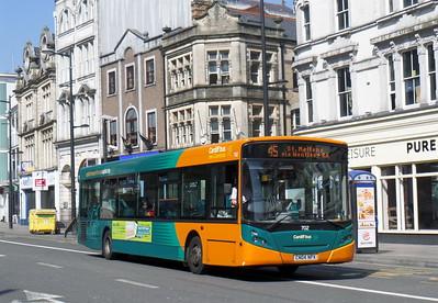 702 - CN04NPX - Cardiff (St. Mary St)