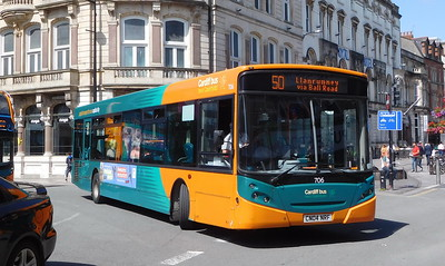 706 - CN06NRF - Cardiff (St. Mary Street)