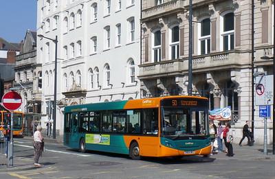 711 - CN04NRJ - Cardiff (Wood St)
