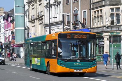 706 - CN04NRF - Cardiff (St. Mary St)