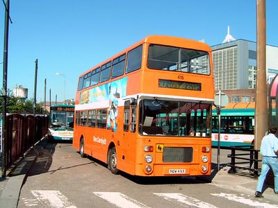 415 - NDW415X - Cardiff (bus station) - 1.8.07