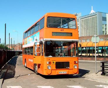 407 - NDW407X - Cardiff (bus station) - 1.8.07