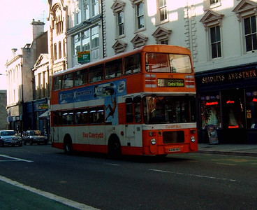 436 - A436VNY - Cardiff (High St) - 31.7.07