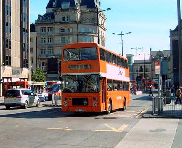 406 - NDW406X - Cardiff (Wood St) - 1.8.07
