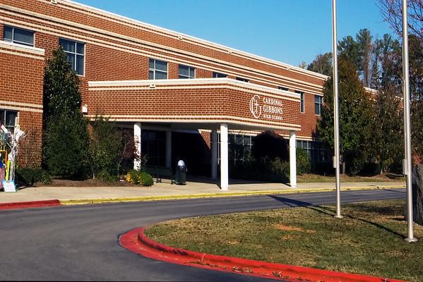 CGHS Campus Nov 5, 2009