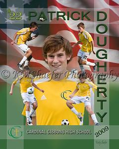 Patrick Dougherty #22