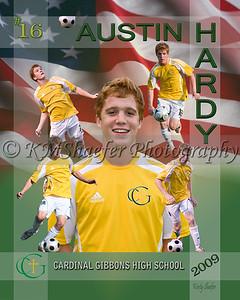 Austin Hardy #16