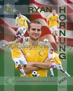 Ryan Hornung #11