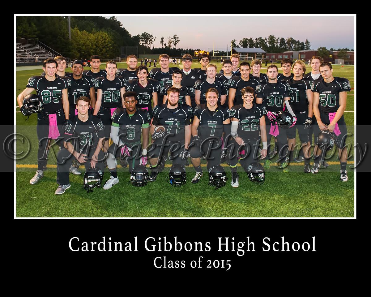 2014 CGHS FB Team2_8x10