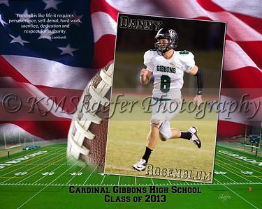 8 Danny Rosenblum