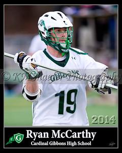 19 Ryan McCarthy